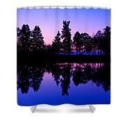 Amazing Morning Sky  Shower Curtain