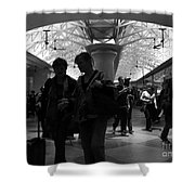 Amazing Penn Station - Otherworldly View Shower Curtain
