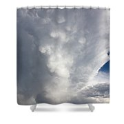 Amazing Storm Clouds Shower Curtain