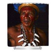 Amazon South America 3 Shower Curtain