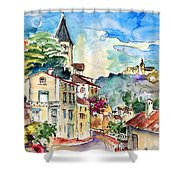 Ambialet 01 Shower Curtain