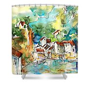 Ambialet 02 Shower Curtain