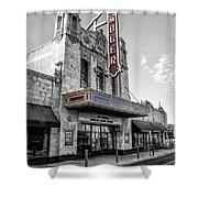 Ambler Theater In Ambler Pennsylvania Shower Curtain