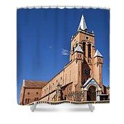 Ambositra Rc Church Madagascar Shower Curtain