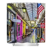 America Cardiff Style Shower Curtain