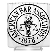 American Bar Association Shower Curtain