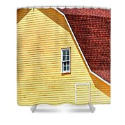 American Barn 14601 Shower Curtain