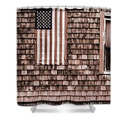 American Colors Of Maine Shower Curtain