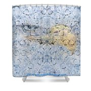 American Eagle Art Shower Curtain