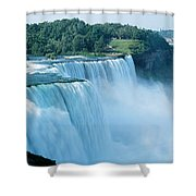 American Falls Niagara Falls Ny Usa Shower Curtain