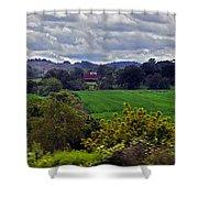 American Farmland 2 Shower Curtain