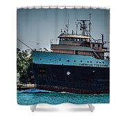 American Fortitude Shower Curtain