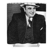 American Gangster Al Capone Shower Curtain