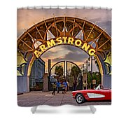 American Icons Shower Curtain