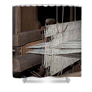 American Loom 1 Of 3 Shower Curtain