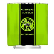 American Muscle - Mopar II Shower Curtain