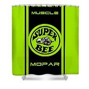 American Muscle - Mopar Shower Curtain