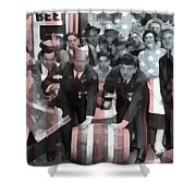American Prohibition Shower Curtain