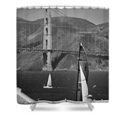 America's Cup Shower Curtain