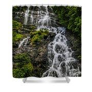Amicola Falls Shower Curtain