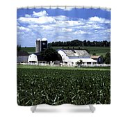 Amish Country - 38 Shower Curtain