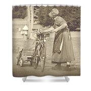 Amish Times Shower Curtain
