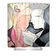 Amor Shower Curtain