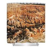 Amphitheatre At Bryce Canyon Shower Curtain