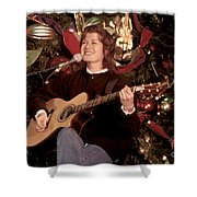 Amy Grant Shower Curtain
