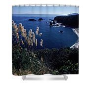 An Aerial View Of The Ocean, New Shower Curtain