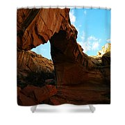 An Arch At Capital Reef Shower Curtain