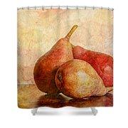An Autumn Harvest II Shower Curtain
