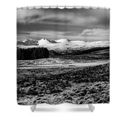 An Teallach Shower Curtain