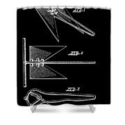 Anchor Patent Shower Curtain