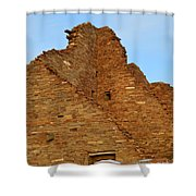 Ancient Corners Shower Curtain