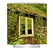Ancient Cottage Shower Curtain