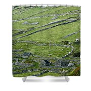 Ancient Ireland Shower Curtain