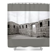 Ancient Pisac Shower Curtain