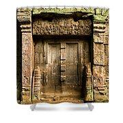 Ancient Portal Shower Curtain