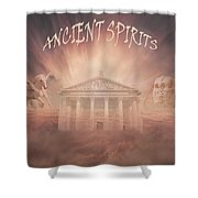Ancient Spirits Shower Curtain