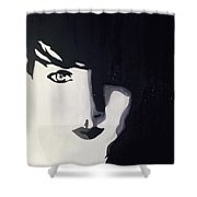 And The Darkness Will Consume Me As The Shadows Roll In Shower Curtain