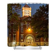 Anderson County Courthouse Shower Curtain