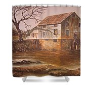 Anderson Mill Shower Curtain