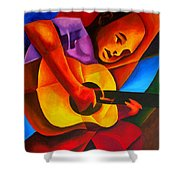 Andres Shower Curtain
