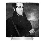 Andrew Jackson, Jr Shower Curtain