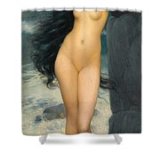 Andromeda Shower Curtain