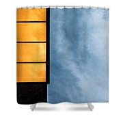 Androscoggin Bank Number 2 Shower Curtain