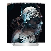 Angel - Alyssa Shower Curtain