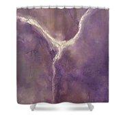 Angel II Shower Curtain