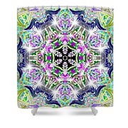 Angelic Dimensions Shower Curtain